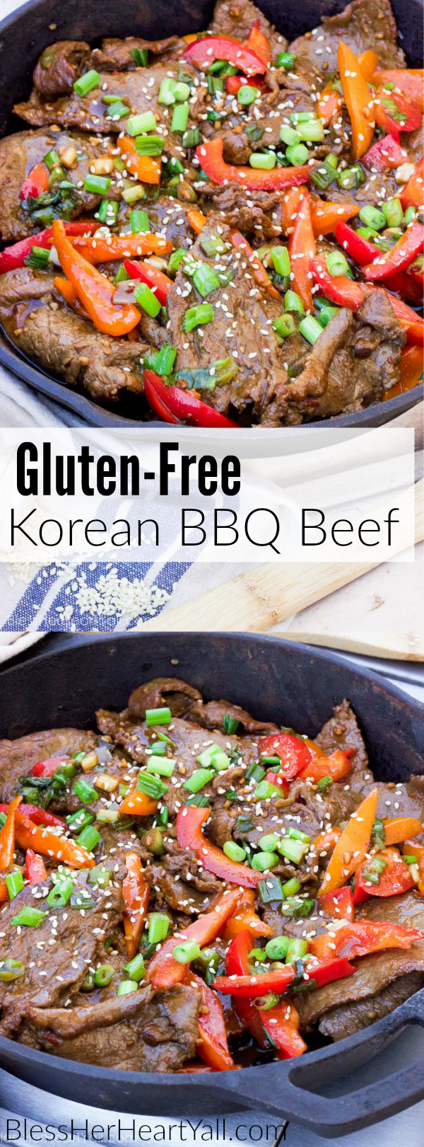 Easy and Quick Gluten-Free Bulgogi (Korean BBQ Beef) Tacos