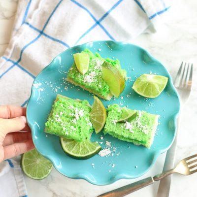 Gluten-Free Lime Bars