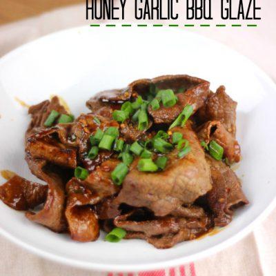 Gluten-Free Honey Garlic BBQ Glaze