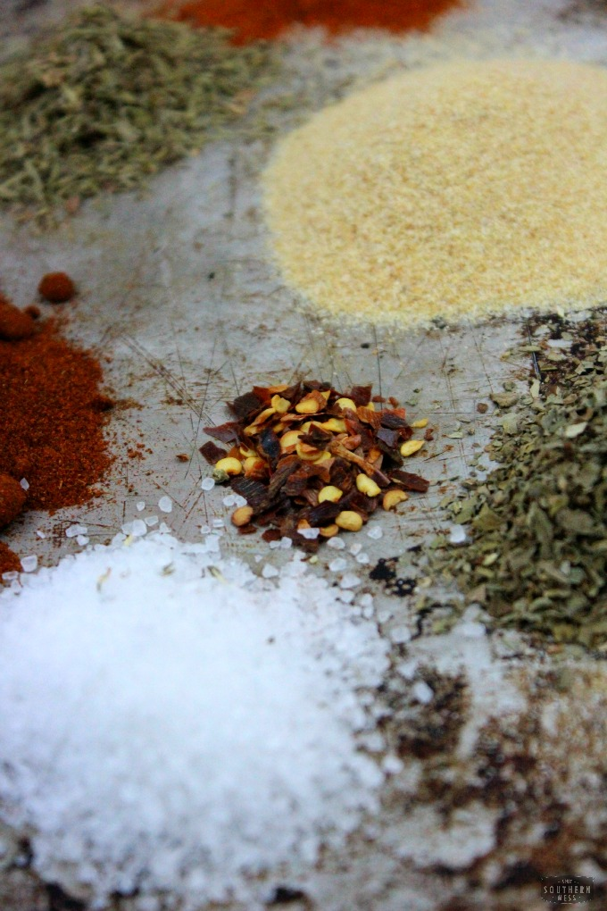 Gluten-Free Blackening Spice blackening seasoning for the perfect blackened spice