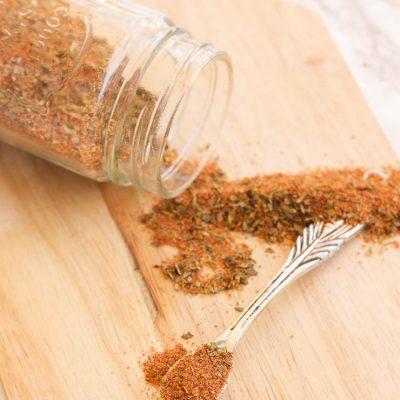 Gluten-Free Blackening Spice