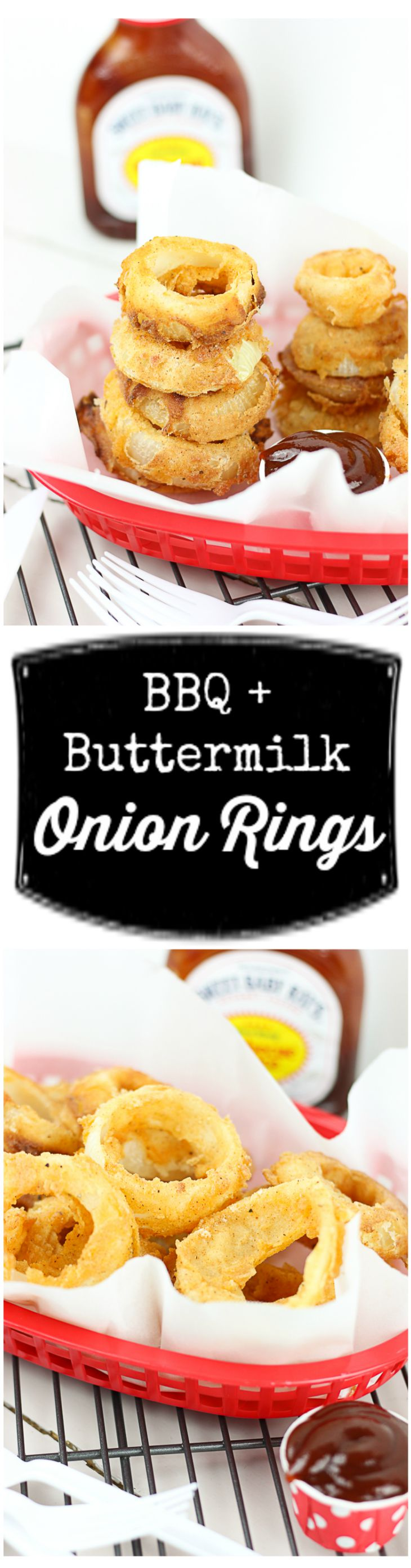 BBQ + Buttermilk Onion Rings
