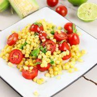 Corn + Tomato Picnic Salad