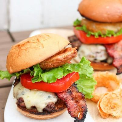 Hubby's Jacked Jalapeno Burger
