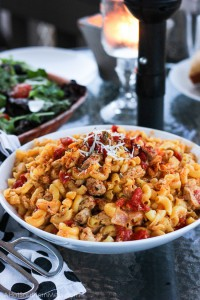 Spicy Cajun Chicken Pasta (Gluten Free)