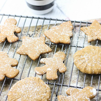 The Best Gluten-Free Gingerbread Cookies