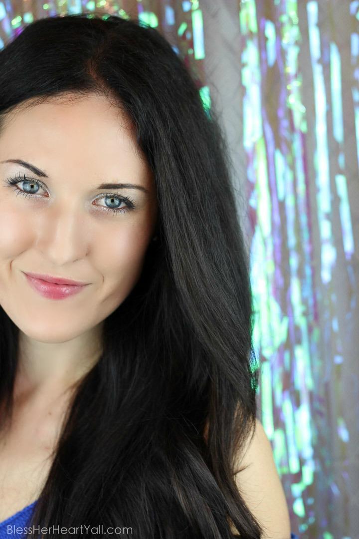 Ulta Silver Metallic Holiday Makeup tutorial (32 of 13)