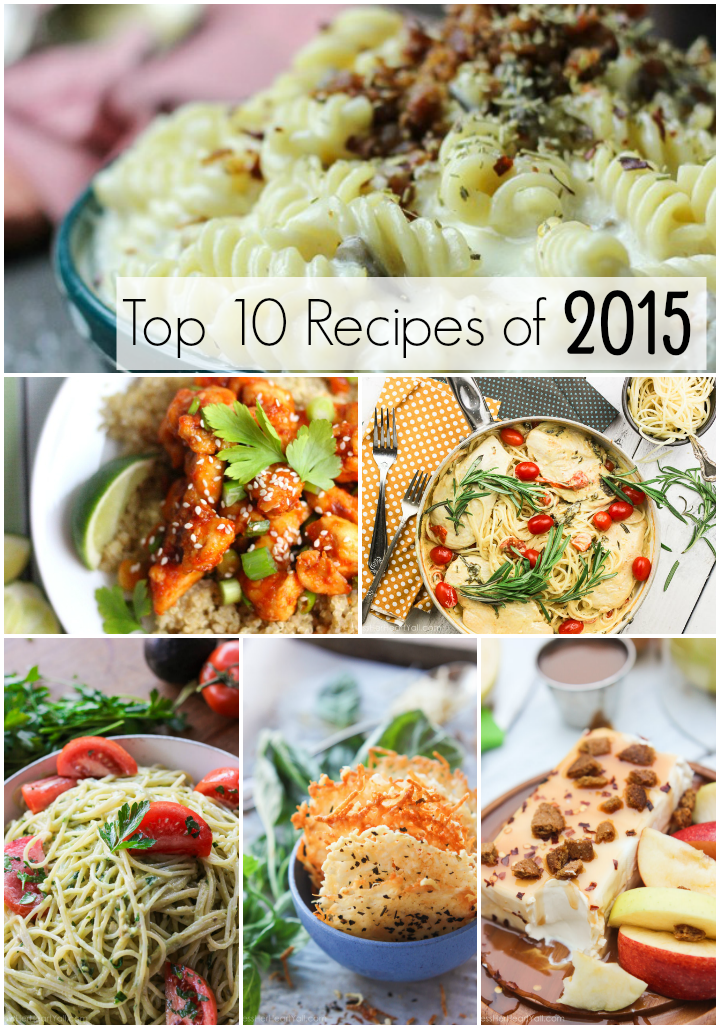 top 10 recipes in 2015 www.blessherheartyall.com