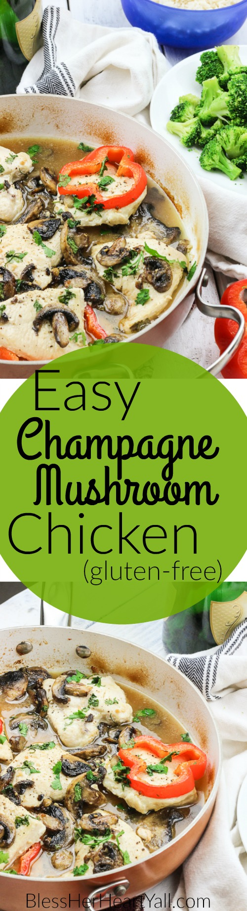 champagne mushroom chicken long pin 2