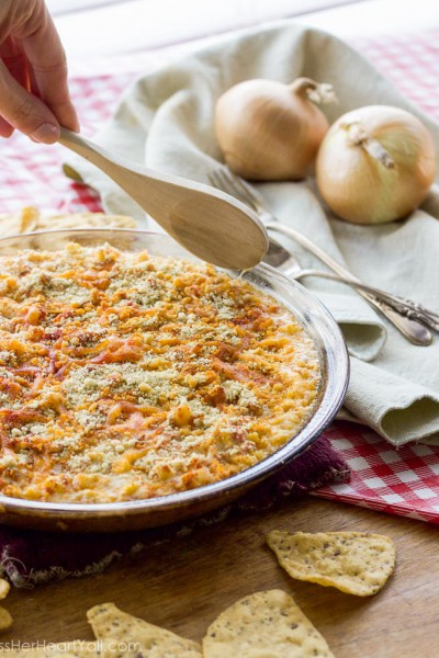 Southern Seaside Crab Dip
