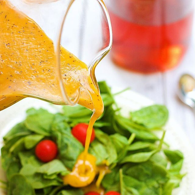 Pumpkin Poppyseed Dressing  Drizzle it over everything this fallhellip