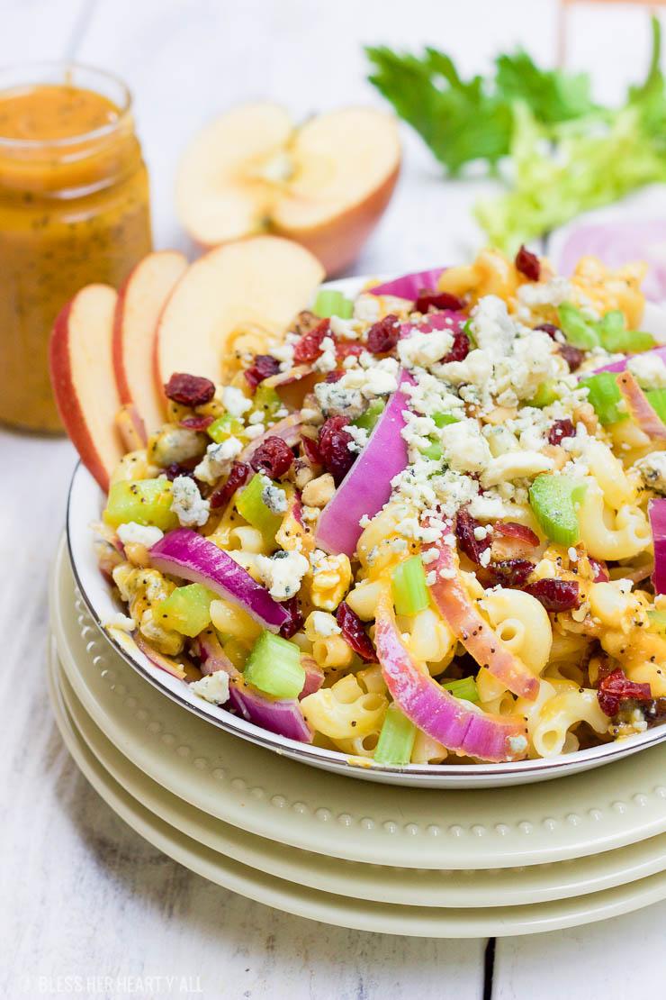 Autumn Harvest Pasta Salad