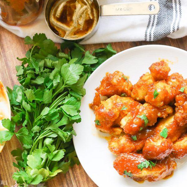 Georgia Gold Chicken Recipe