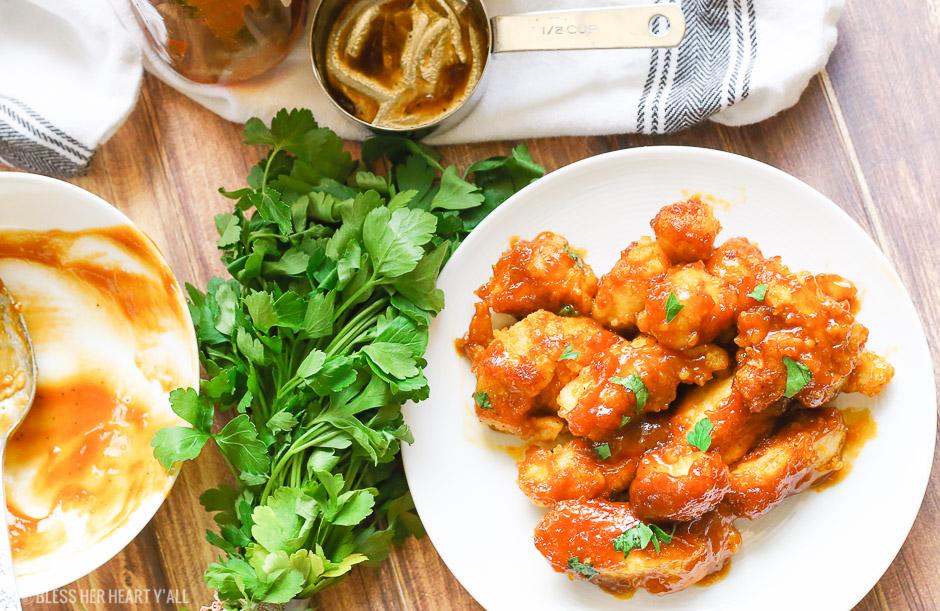 Georgia Gold Chicken Recipe - Gluten-Free, Easy, & Homemade!