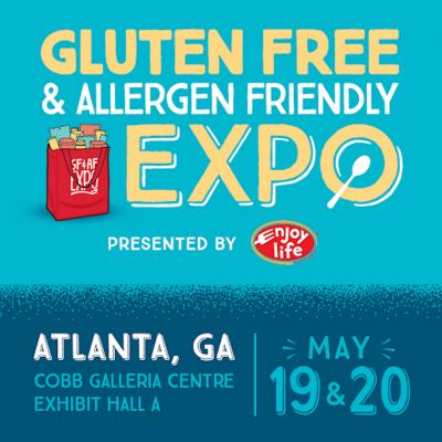 Gluten Free Expo – Atlanta