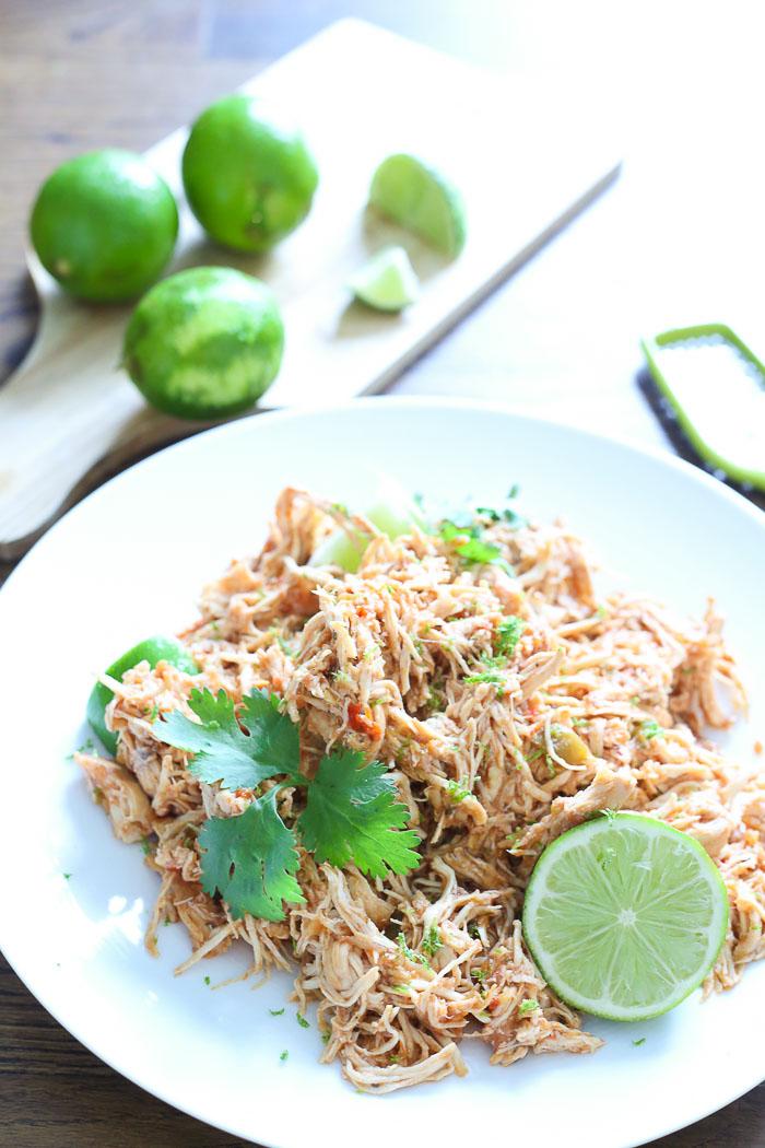 Salsa Lime Chicken