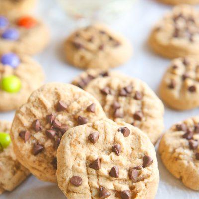 Chewy Gluten Free Pumpkin Cookies