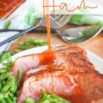 easy quick Instant Pot Ham