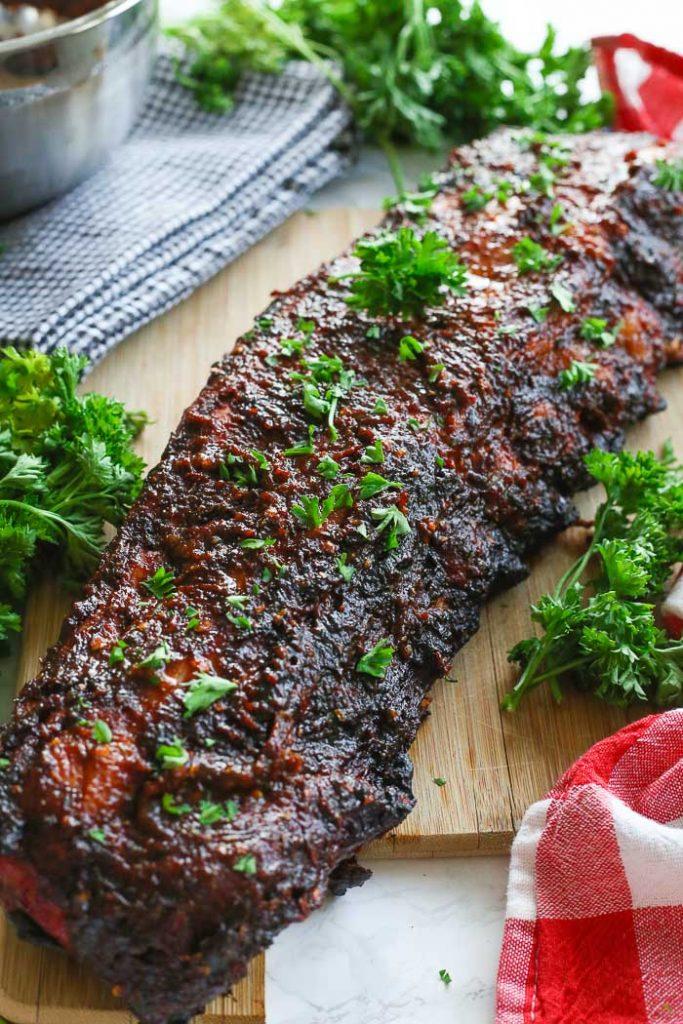 Adobo Pork Ribs
