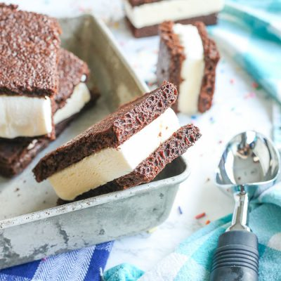 Gluten-Free Ice Cream Sandwiches Recipe