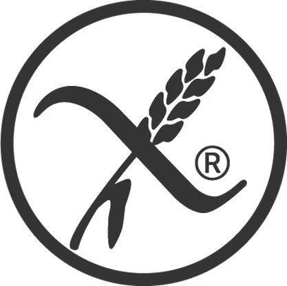 AOECS crossed grain certified gluten free label