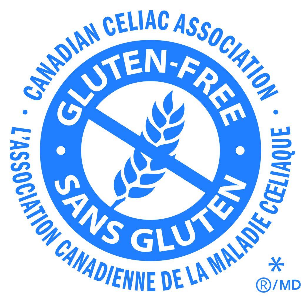 Canada Gluten-Free Certification Program logo