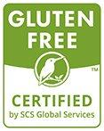 Scientific Certification Systems certified gluten free logo